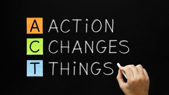 Day Trading Secrets - Action Changes Things