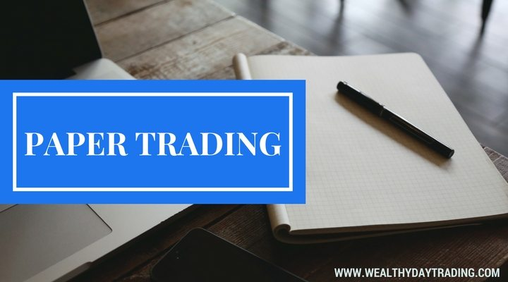 Paper Trading: 3 Reasons To Start Simulated