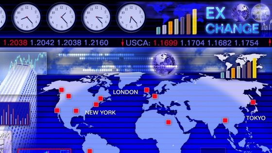Stock Market Day Trading - Timezone Over Location